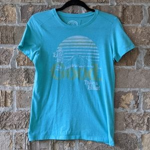Life Is Good Take a Hike Classic Fit T-shirt Small